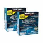 Minoxidil Original Importado Kirkland 5% 12 Frascos | 02 Caixas Fechadas | FRETE GRÁTIS